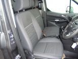 FORD TRANSIT CONNECT 1.5 TDCI 120 200 L1 LIMITED ** SAT NAV **3 SEATER ** DELIVERY MILEAGE ** BUY FROM £62 P/W ** - 1326 - 15