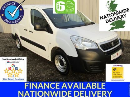Used PEUGEOT PARTNER in Castleford West Yorkshire for sale