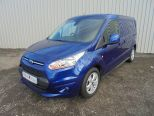 FORD TRANSIT CONNECT 1.6TDCI 240 LIMITED ** L2 LWB ** TOP SPEC ** AIR CON ** ALLOYS - 1624 - 4