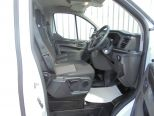FORD TRANSIT CUSTOM 2.0TDCI 300 BASE ** LATEST MODEL ** LWB L2 ** INTERNAL RACKING ** VERY LOW MILES - 1725 - 18