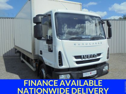 Used IVECO EUROCARGO in Castleford West Yorkshire for sale