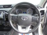 TOYOTA HI-LUX 2.4D-4D ACTIVE 4WD DOUBLE CAB ** 4X4 ** HEAVY DUTY LOAD LINER ** AIR CON - 1727 - 18