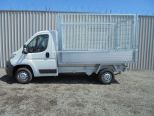 CITROEN RELAY 2.0 BLUEHDI 335 L2 CAGED TIPPER ** 165BHP  EURO 6.2**A/C ** BRAND NEW 70 REG ** - 1854 - 14