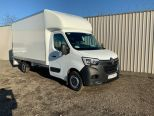 RENAULT MASTER LL35 2.3 DCI 135 ** 4.1 METRE GRP LUTON + TAIL LIFT ** EURO 6.2 ENGINE ** 2020 MODEL ** UNREGISTERED ** IN STOCK **  - 2013 - 7