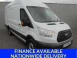FORD TRANSIT 2.2TDCI 350 125 L4 H3 ** LWB ** HIGHROOF ** ONE OWNER ** CHOICE OF 2 - 1466 - 1