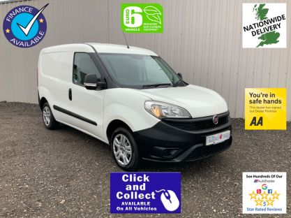 Used FIAT DOBLO CARGO in Castleford West Yorkshire for sale
