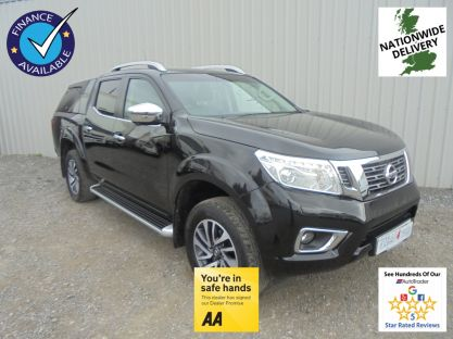 Used NISSAN NP300 NAVARA in Castleford West Yorkshire for sale