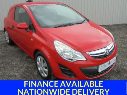 Used VAUXHALL CORSA in Castleford West Yorkshire for sale