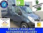 RENAULT MASTER 2.3DCI BUSINESS FULL CLOSURE LUTON ** R-LINK ** SAT NAV ** AIR CON ** CRUISE ** METALLIC PAINT ** BRAND NEW UNREGISTERED** - 1858 - 1