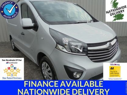 Used VAUXHALL VIVARO in Castleford West Yorkshire for sale