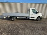 RENAULT MASTER LL35 2.3 DCI 135** 4.3 METRE ALLOY DROPDIDE ** EURO 6.2 ENGINE ** 2020 MODEL ** UNREGISTERED** IN STOCK ** - 1987 - 19