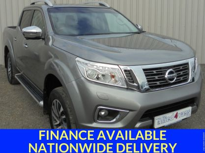 Used NISSAN NAVARA in Castleford West Yorkshire for sale