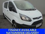 FORD TRANSIT CUSTOM 2.0TDCI DOUBLE CAB IN VAN ** DCIV ** SWB ** L1 H1 ** LATEST ENGINE ** 6 SEATER - 1591 - 1