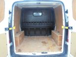 FORD TRANSIT CUSTOM 2.0TDCI DOUBLE CAB IN VAN ** DCIV ** SWB ** L1 H1 ** LATEST ENGINE ** 6 SEATER - 1591 - 13