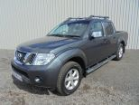 NISSAN NAVARA 2.5 DCI TEKNA CONNECT MAN ** ONE OWNER FROM NEW ** FSH ** SAT NAV ** REAR PARK CAMERA ** BUY FROM £64 P/W ** - 1398 - 4