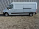 RENAULT MASTER 2.3 DCI 125 LM35 BUSINESS + ** ONE OWNER FROM NEW ** AIR CON ** BLUETOOTH** NATIONWIDE DELIVERY ** CHOICE OF TWO ** - 1050 - 5