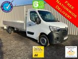 RENAULT MASTER LL35 2.3 DCI 135** 4.3 METRE ALLOY DROPDIDE ** EURO 6.2 ENGINE ** 2020 MODEL ** UNREGISTERED** IN STOCK ** - 1987 - 1