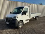 RENAULT MASTER LL35 2.3 DCI 135** 4.3 METRE ALLOY DROPDIDE ** EURO 6.2 ENGINE ** 2020 MODEL ** UNREGISTERED** IN STOCK ** - 1987 - 13