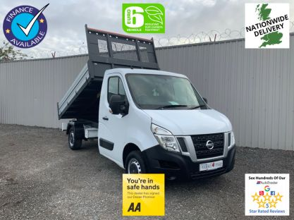 Used NISSAN NV400 in Castleford West Yorkshire for sale