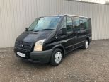 FORD TRANSIT 2.2 TDCI 280 DURATORQ TOURNEO TREND 9 SEATER **A/C ** - 2201 - 11