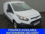 FORD TRANSIT CONNECT 1.6 210 BASE ** L2 LWB ** INTERNAL RACKING ** BLUETOOTH AUDIO - 1780 - 1