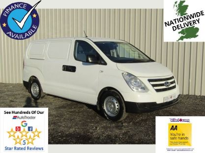 Used HYUNDAI ILOAD in Castleford West Yorkshire for sale