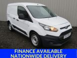 FORD TRANSIT CONNECT 220 DOUBLE CAB VAN**5 SEATS**IMMACLUTE CONDITION - 1925 - 24