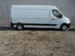 RENAULT MASTER 2.3 DCI 125 LM35 BUSINESS + ** ONE OWNER FROM NEW ** AIR CON ** BLUETOOTH** NATIONWIDE DELIVERY ** CHOICE OF TWO ** - 1050 - 14