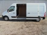 RENAULT MASTER 2.3 DCI 125 LM35 BUSINESS + ** ONE OWNER FROM NEW ** AIR CON ** BLUETOOTH** NATIONWIDE DELIVERY ** CHOICE OF TWO ** - 1050 - 7
