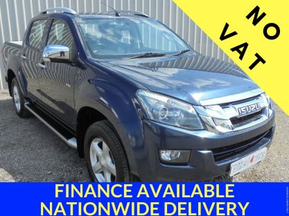 Used ISUZU D-MAX in Castleford West Yorkshire for sale