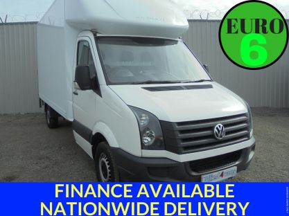 Used VOLKSWAGEN CRAFTER in Castleford West Yorkshire for sale