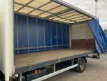 DAF LF45 160 7.5 TONNE 20 FT CURTAINSIDER + TAILLIFT ** EX MOD ** 59000 MILES **ADD BLUE MODEL **  - 2146 - 11