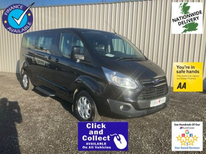 Used FORD TOURNEO CUSTOM in Castleford West Yorkshire for sale