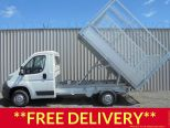 CITROEN RELAY 2.0.HDI 130 3500 KG L2 ALLOY CAGED TIPPER** 19 REG ** - 953 - 1
