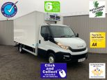 IVECO DAILY 70C180 SOLOMON/HUBBARD FRIDGE BOX VAN ** OVERNIGHT STANDBY ** EURO 6 ** ULEZ COMPLIANT**  - 2312 - 1
