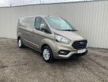 FORD TRANSIT CUSTOM 300 LIMITED L1 H1 ** LATEST FACELIFT MODEL ** EURO 6 ** - 2340 - 7