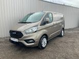 FORD TRANSIT CUSTOM 300 LIMITED L1 H1 ** LATEST FACELIFT MODEL ** EURO 6 ** - 2340 - 5