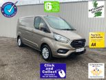 FORD TRANSIT CUSTOM 300 LIMITED L1 H1 ** LATEST FACELIFT MODEL ** EURO 6 ** - 2340 - 1